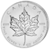 1 Oz Silber Maple Leaf