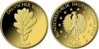 "1/8 Oz Gold, 20 Euro  ""Eiche"" 2010"